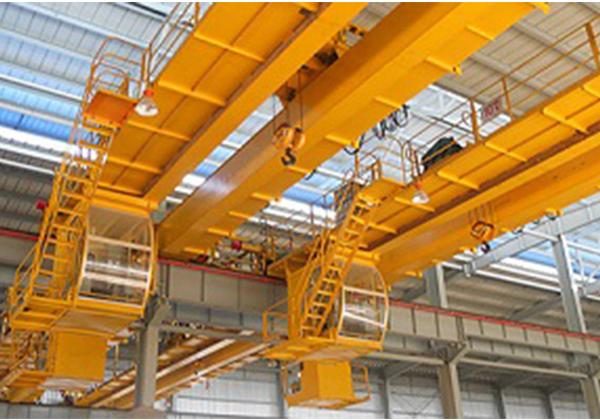 10ton double girder crane